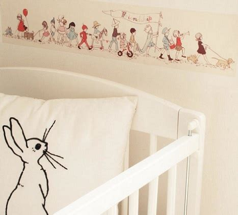 cenefa habitacion bebe vinilos para la habitaci 243 n beb 233