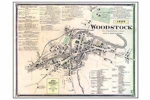 woodstock map woodstock vermont genealogy familysearch wiki