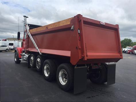 freightliner dump freightliner 122sd dump trucks for sale used trucks on