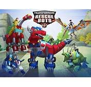 Transformers Rescue Bots Discovery Family Channel Series