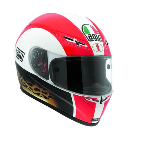 Helm Agv Anniversary Rewards To Dainese D Club Members To Celebrate Agv S 65th