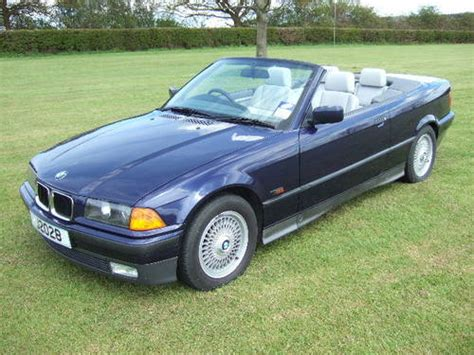 bmw 320i 1995 for sale 1995 bmw e36 320i convertible only 23000 from new