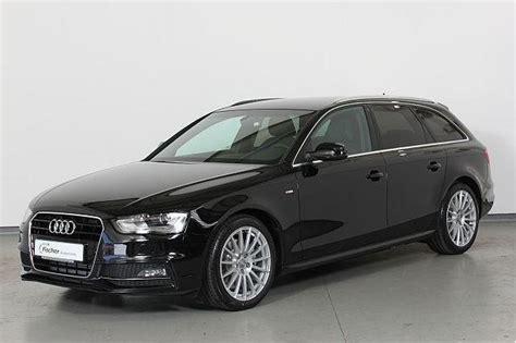 Audi a4 schwarz : Audi A4 B8 (8K) 2.0 TDI von engelmi : Fahrzeuge : #205502585
