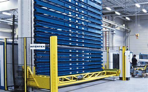 efficienza lade stoccaggio efficiente e in uno spazio minimo di materiali