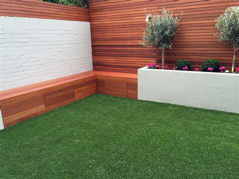 Small Contemporary Garden Design Ideas Simple Modern Court Yard Garden Designer Battersea Fulham Chelsea Claphm Dulwich