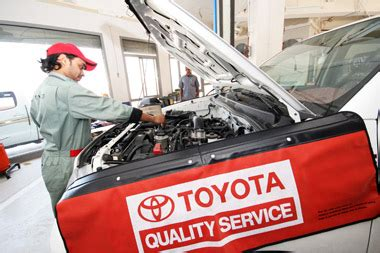 Corporate Toyota Customer Service Special Offer From Toyota Hung Vuong To Car Care Service