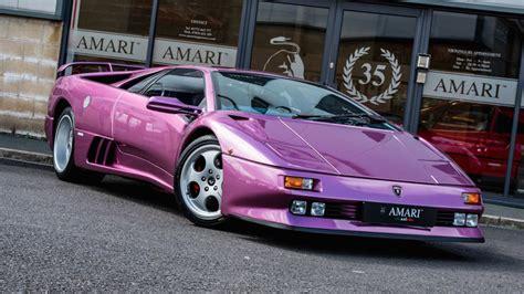 Lamborghini Auction Prices Lamborghini From Jamiroquai S Cosmic Has Astronomical