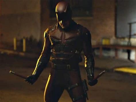netflix black daredevil costume daredevil gets a season2 sci fi elements