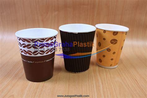 Paper Cup Kopi 8 Oz Cup Lid Hitam Stirer Termurah cup paper gelas kertas untuk kopi panas quot 08 oz quot stock ready home