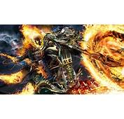 Ghost Rider  Marvel Universe 12 Wallpapers
