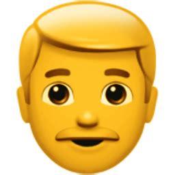 man emoji uf