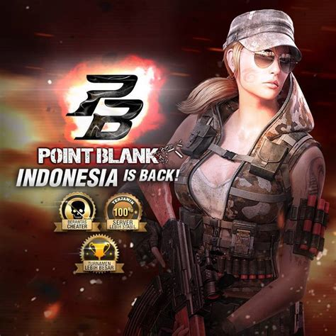 point blank 2015 garena point blank indonesia is back spartan clan pb indonesia