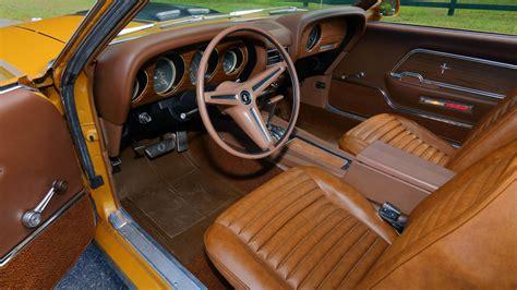 1970 Ford Mustang Mach 1 Fastback Lot F127 Dallas 2016