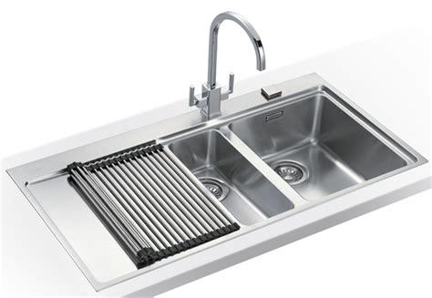 Franke Mythos Mmx 251 Slim Top 1 5 Bowl Stainless Steel Franke Kitchen Sink Accessories