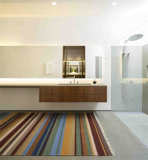 Modernist House Plans Marcio Kogan S Casa Lee Concrete House Wooden And White