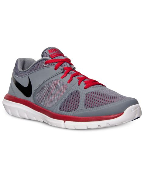 Nike Fitsole Original Insoles Imported Product lyst nike s flex run 2014 running sneakers from finish line in gray for
