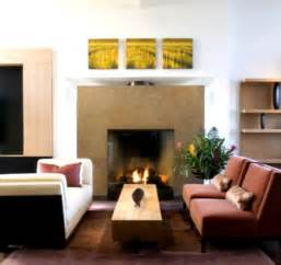 Furniture Placement With Fireplace by Cool Furniture Placement In Living Room With Corner