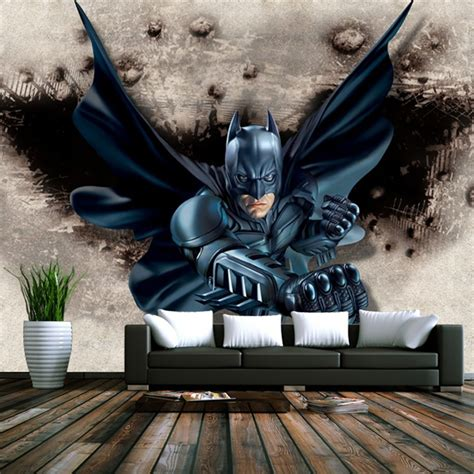 batman wallpaper bedroom compare prices on alternative wallpaper online shopping