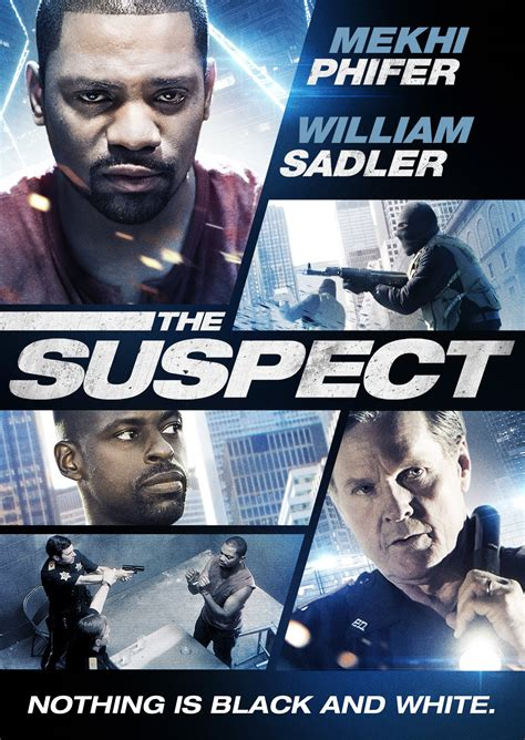 The Suspect the suspect dvd release date april 22 2014