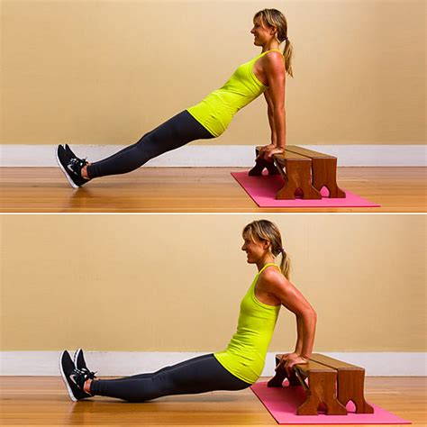 tricep toning exercises popsugar fitness