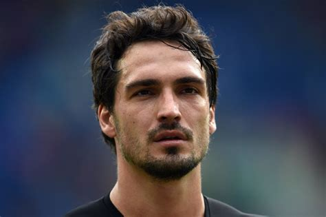 Mats Hummels by Mats Hummels Why I Snubbed Manchester United Daily