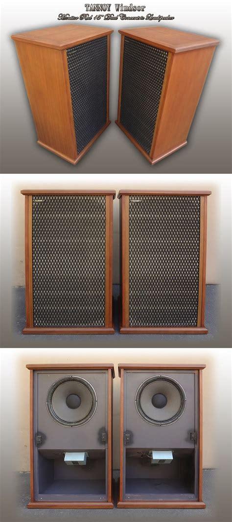 Speaker Box 5 Inch Crimson Crx A 502 tannoy タンノイ grf 15インチ ヤフオク everything tannoy auction and