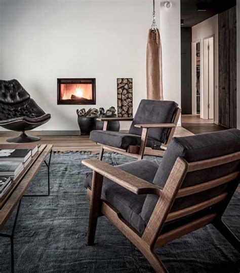 bachelor pad living room decorating masculine bachelor pad apartment in berlin home design and interior