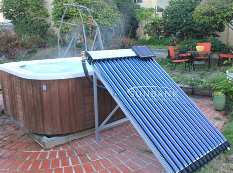 cost of jacuzzi bathtub solar hot tub kits save on electricity costs sunbank solar