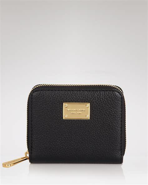 Michael Kors Small Wallet 3 michael michael kors wallet small zip around bloomingdale s