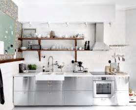 Idea Kitchen The Most Stylish Ikea Kitchens We Ve Seen Mydomaine