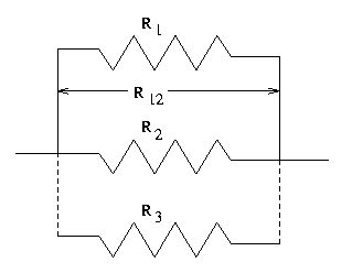 3 identical resistors in parallel direct current dc circuits