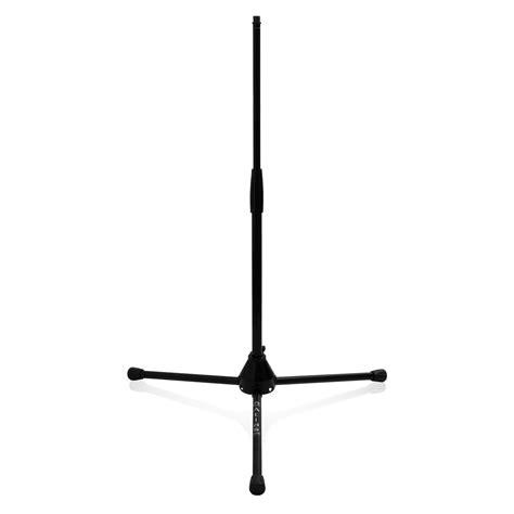 designer mic stand platinum design series 30 quot tripod microphone stand atlasied