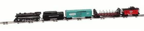 new york central flyer freight set railsounds version 4 4 2 steam loco 8632