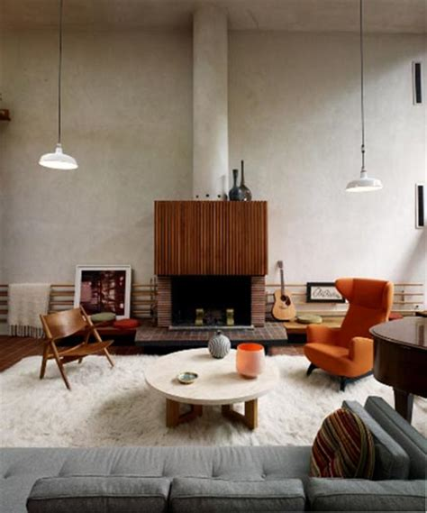 Mid Century Moderne Wohnzimmer by Mid Century Wohnzimmer In San Francisco Wohnideen Einrichten