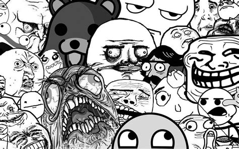 Meme Desktop Wallpaper - meme face wallpaper 82 images