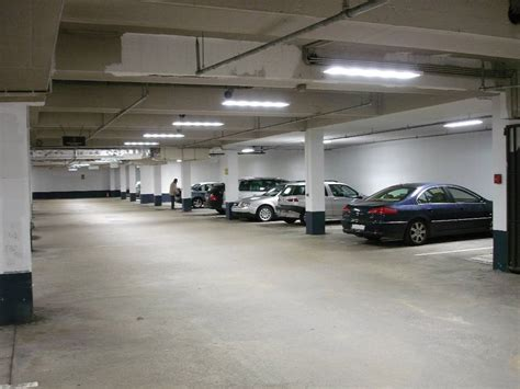 beleuchtung tiefgarage 187 tiefgarage parkhaus as led