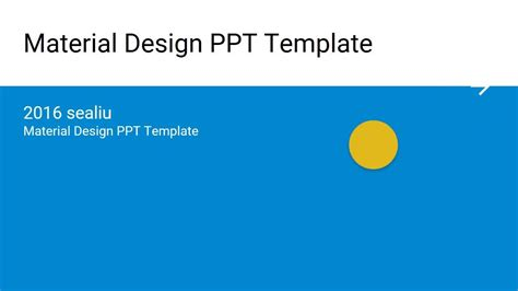 powerpoint design youtube material design powerpoint 模板演示 youtube
