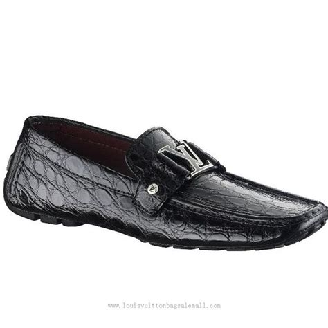 Sepatu Casual Pria Lv Montecarlo louis vuitton louis vuitton monte carlo moccasin in crocodile leather 1 105 moccasin
