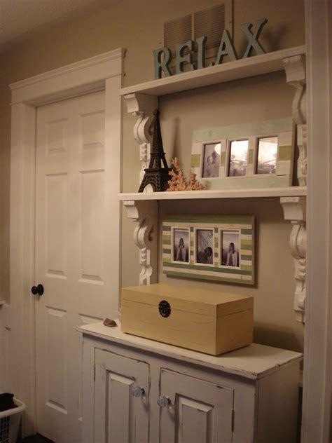 Corbels And Shelves Corbel S Make Great Shelves Traditional Toronto