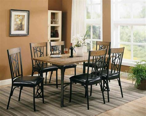metal dining room furniture dining room sets with metal chairs dining room set metal