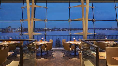 Au Quai Hh by Heritage Hamburg Restaurant In St Georg Mit 1a Alsterblick