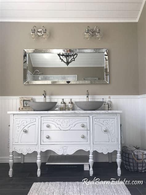 bathroom vanity for double or single sink we custom