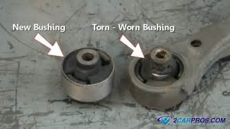 Can Bad Struts Make Car Pull How To Replace Lower Arm And Bushings In 1 Hour