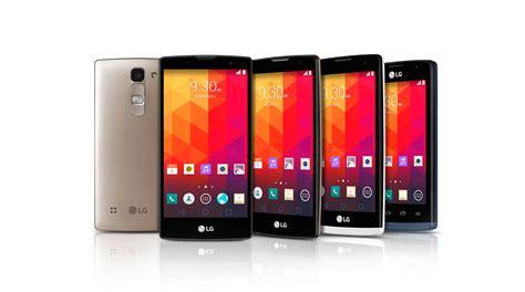 LG presenta quattro nuovi smartphone   Wired