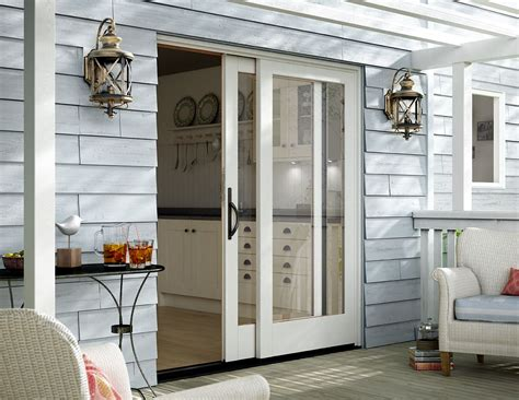 exterior sliding patio doors sliding patio doors