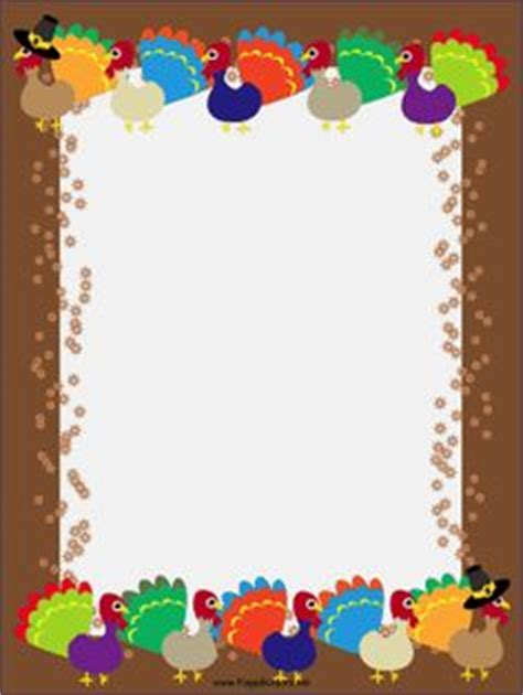 printable november stationery 1000 images about thanksgiving theme crafts preschool on