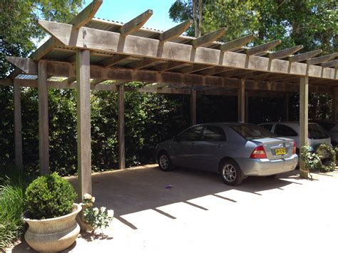 4 car carport rustic carport car ports pinterest car ports