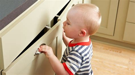 How To Install Kitchen Cabinet Doors by Install Child Safety Latches