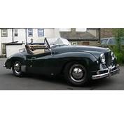 Jowett Jupiter Classic Car