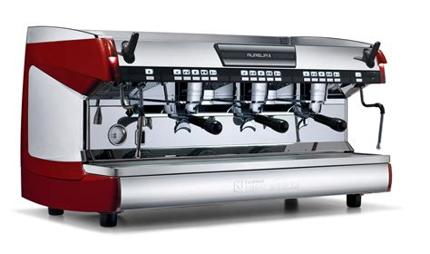 Coffee Machine Simonelli nuova simonelli aurelia ii automatic volumetric 3